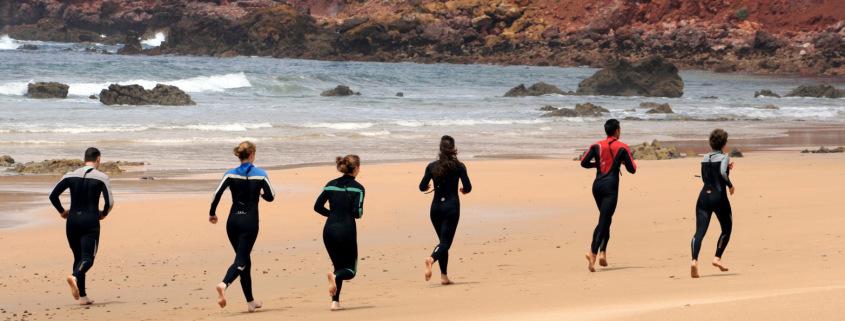 Se faire coacher en sport santé à la plage dans le sud