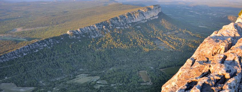 Parcourez le pic Saint Loup, la montagne de ceux Montpellier