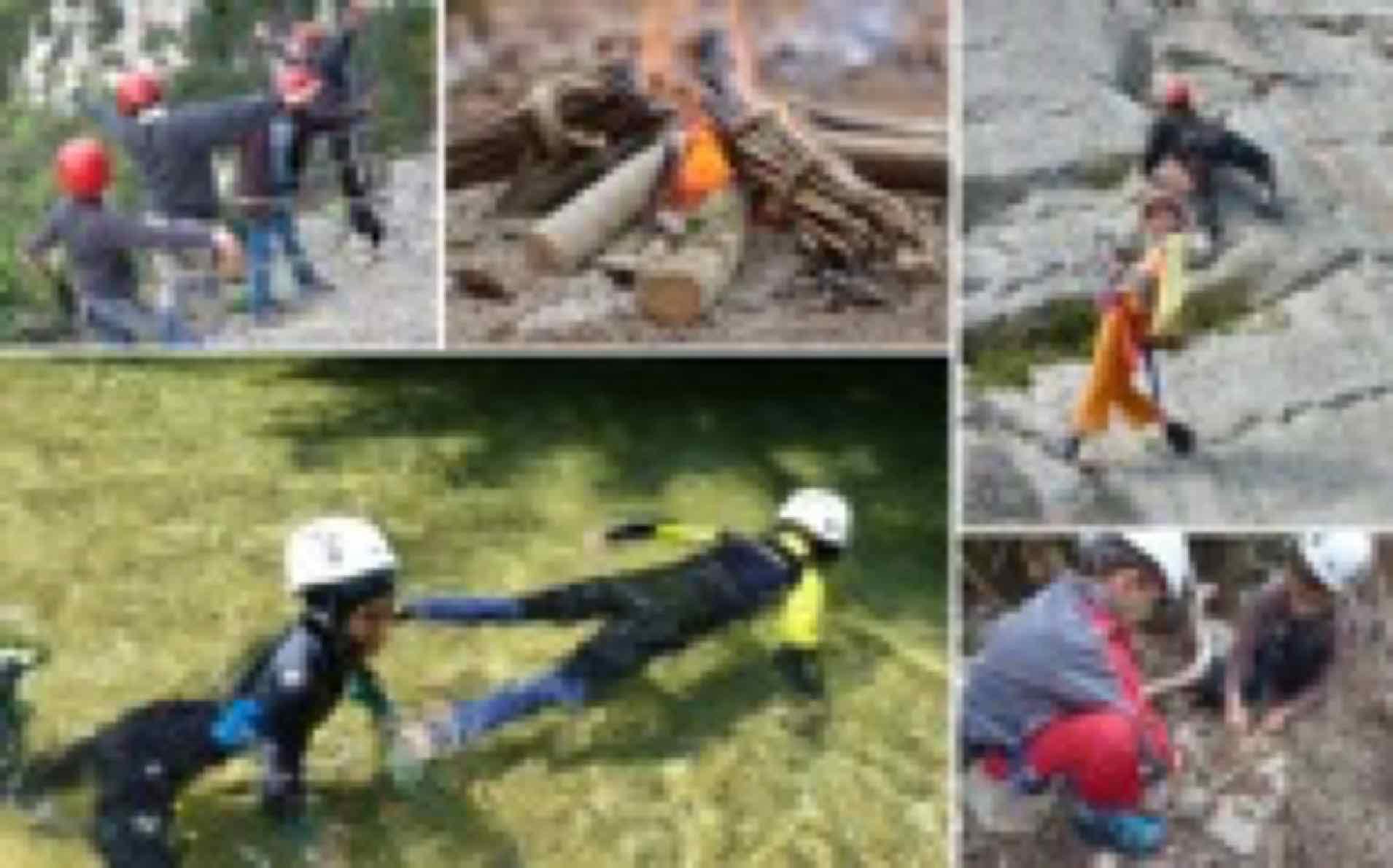 Découvrir les weekends immersion nature pour les enfants, stage dans le sud de la France