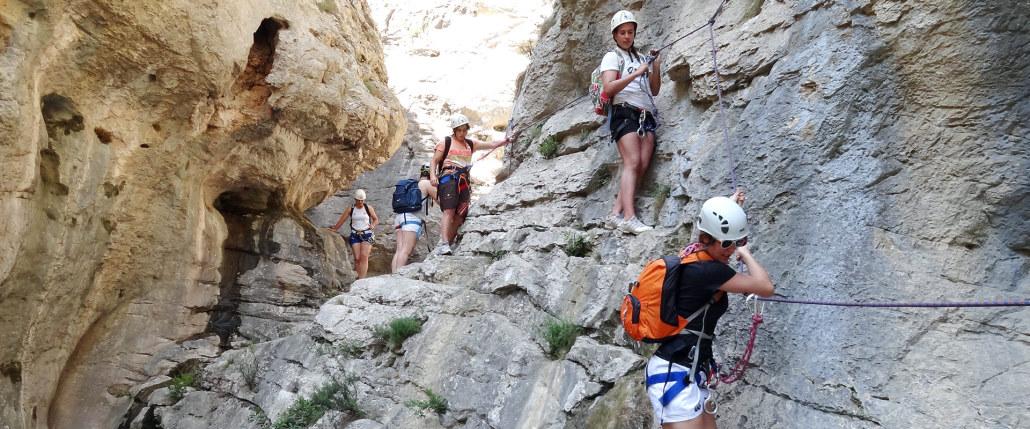 canyon du verdus