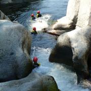 Randonnée aquatique sportive
