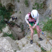 via ferrata st guilhem