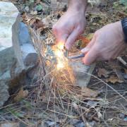 Apprendre à faire du feu