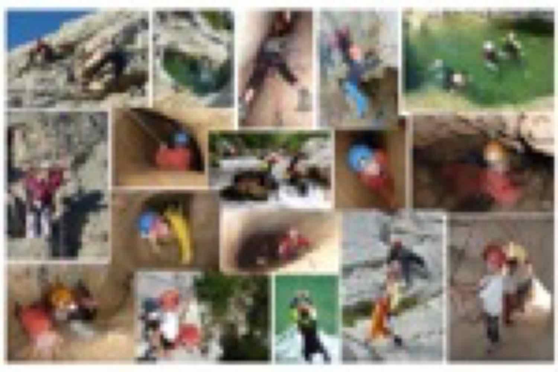 Vivre l'expérience de la psychomotricité de pleine nature dans le sud de la France