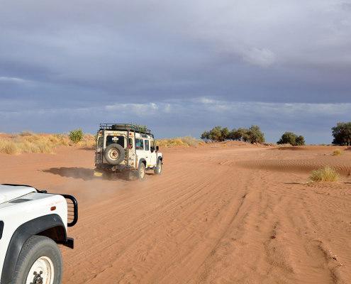 4x4 au Maroc