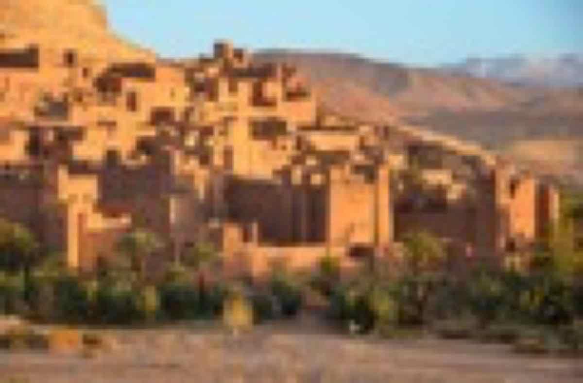 Cité d'Aït Ben Haddou