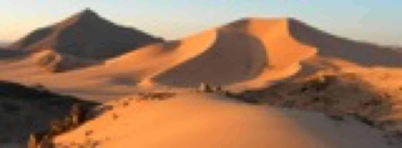 Trek au Maroc dans le désert