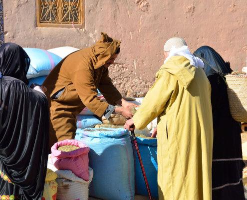 Trekking itinérant au Maroc