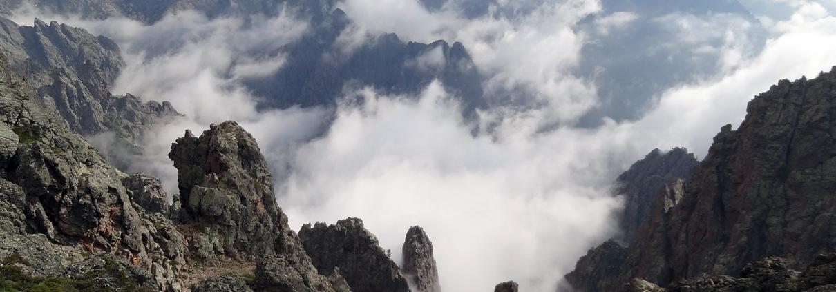 Séjour en Corse marchez le long du GR20