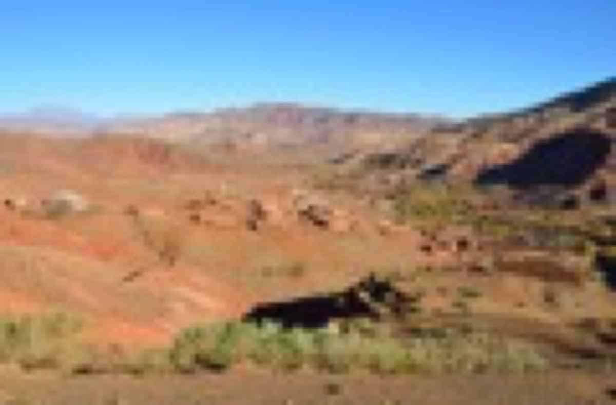 Trek dans le sud marocain