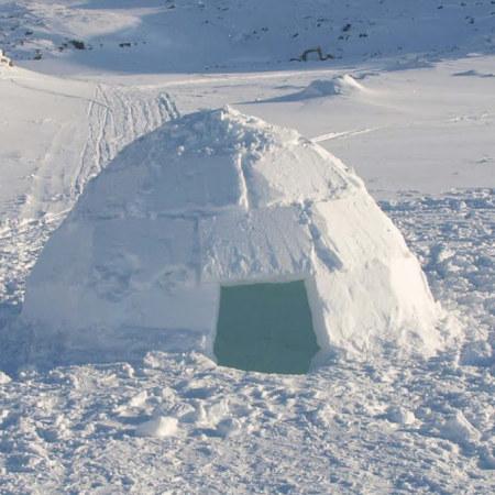construire un igloo