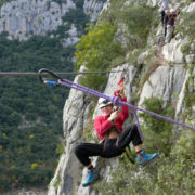 via ferrata St Bauzille
